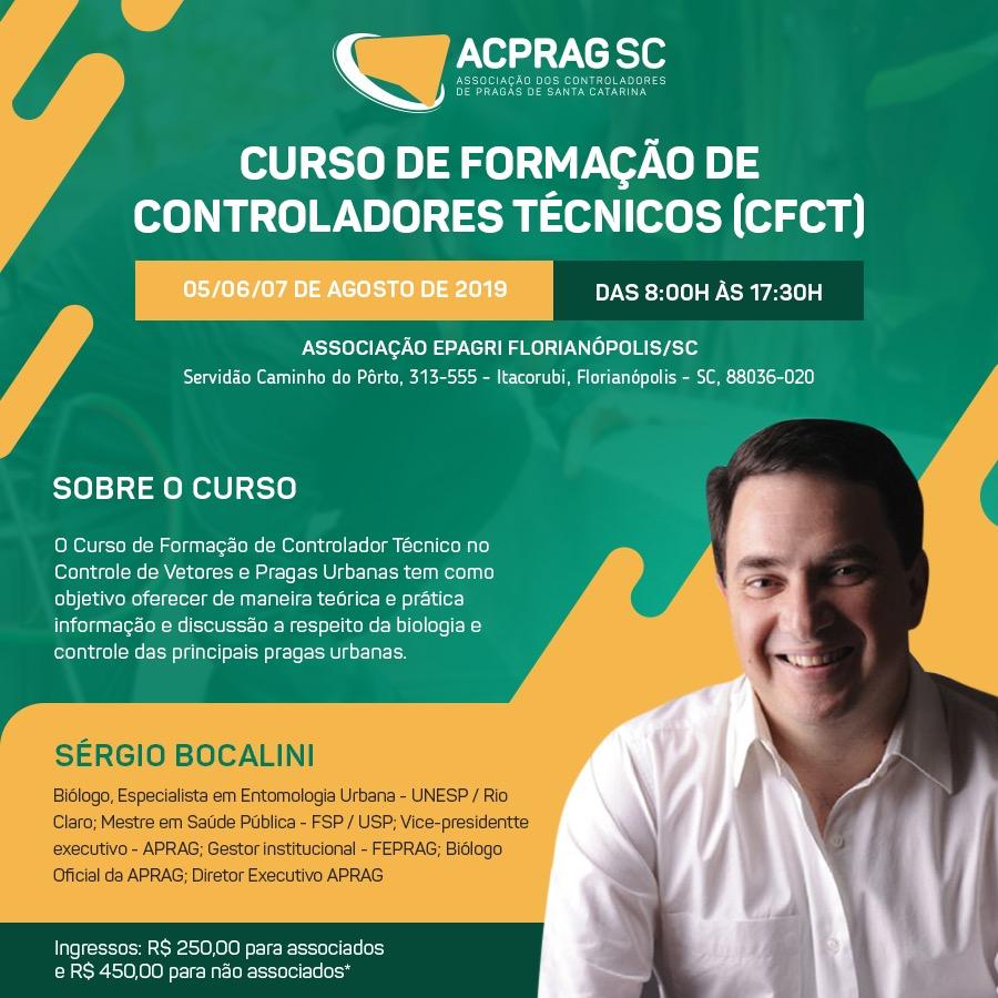 Curso de formação de controladores técnicos ( CFCT ) 2019